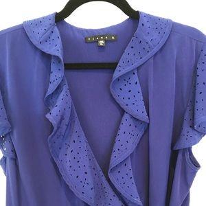 Tiana B wrap dress, size XL